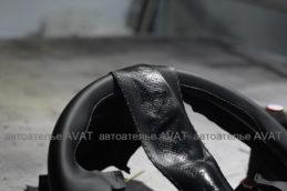 кожа наппа на руле