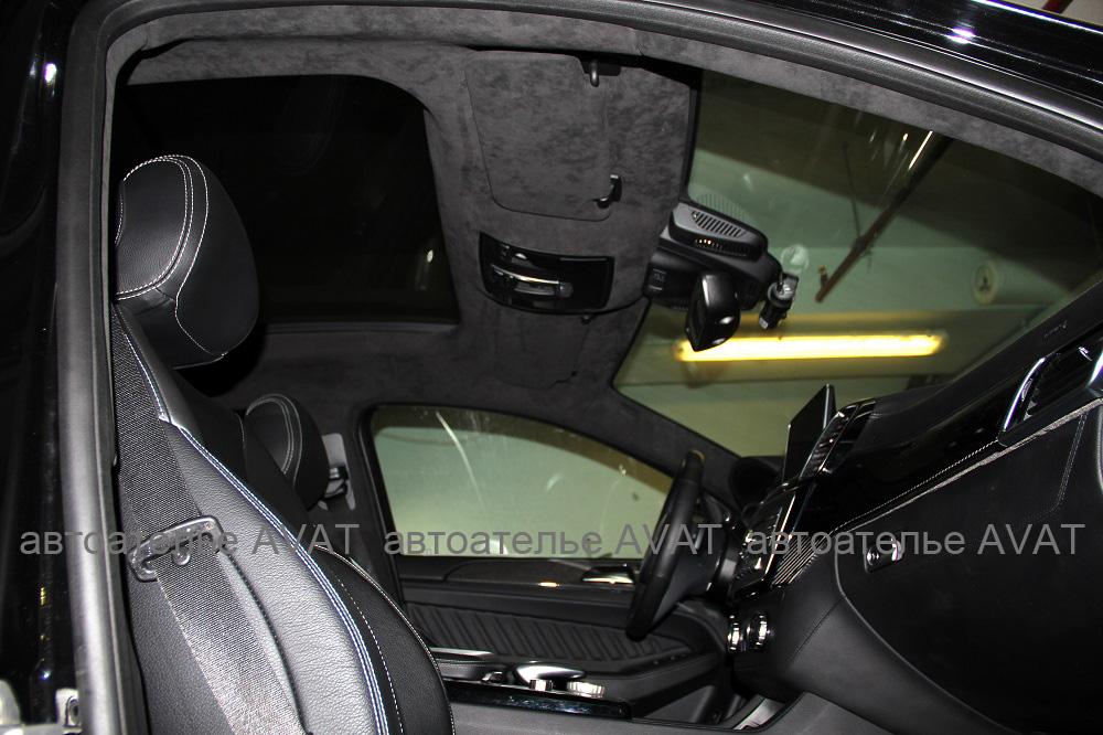 Перетяжка Mercedes GLE