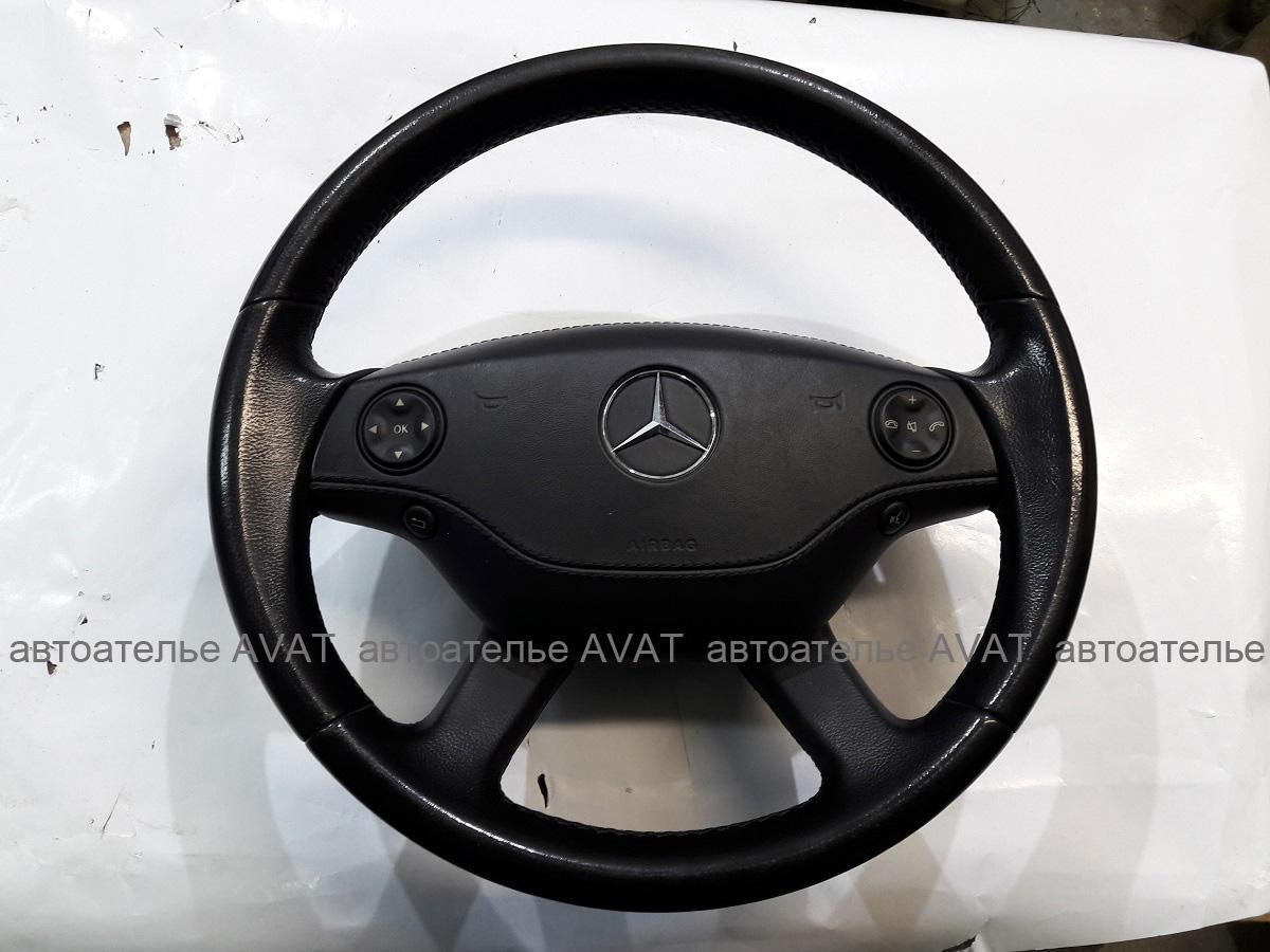 Руль Mercedes W221