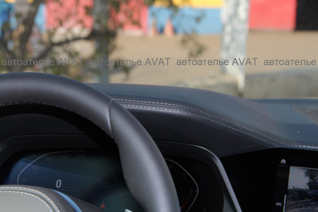 отстрочка на торпедо BMW X5 G05