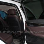 перетяжка кожей Nappa BMW X5