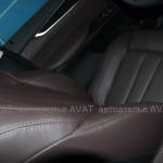 перетяжка кожей Nappa BMW X 5(f15)