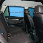 перетяжка кожей Nappa BMW X 5