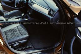 перетяжка салона BMW X 1