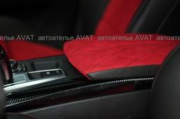 Перетяжка салона BMW X 6