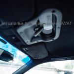 перетяжка алькантарой Subaru Impreza WRX S204 STi