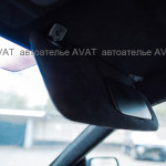 перетяжка потолка алькантарой Subaru Impreza WRX S204 STi