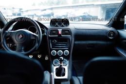 перетяжка торпедо Subaru Impreza WRX S204 STi