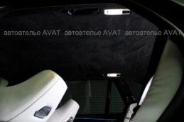 BMW X5M потолок в алькантаре