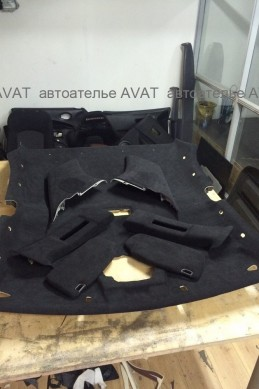 Перетяжка потолка Subaru
