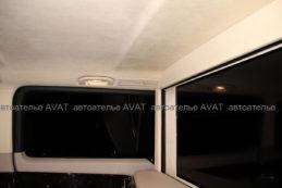 Перетяжка салона Mercedes Benz V-класса