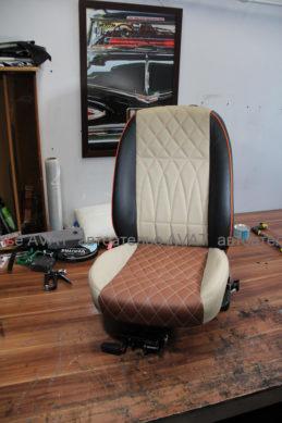 обучение перетяжке сидений салонов автомобилей