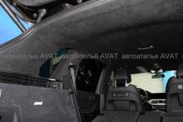 перетяжка динамикой деталей BMW X5 G05