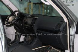 Перетяжка приборной панели (торпедо) Lexus GX