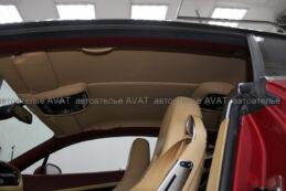 устранение провисания потолка Bentley Continental GT