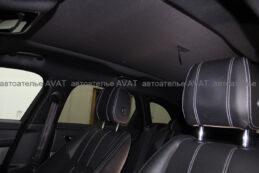 Заводской потолок Range Rover Velar поврежденный